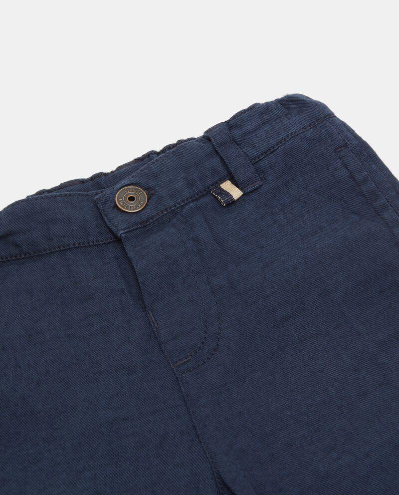 Pantaloni in tinta unita single tile 1