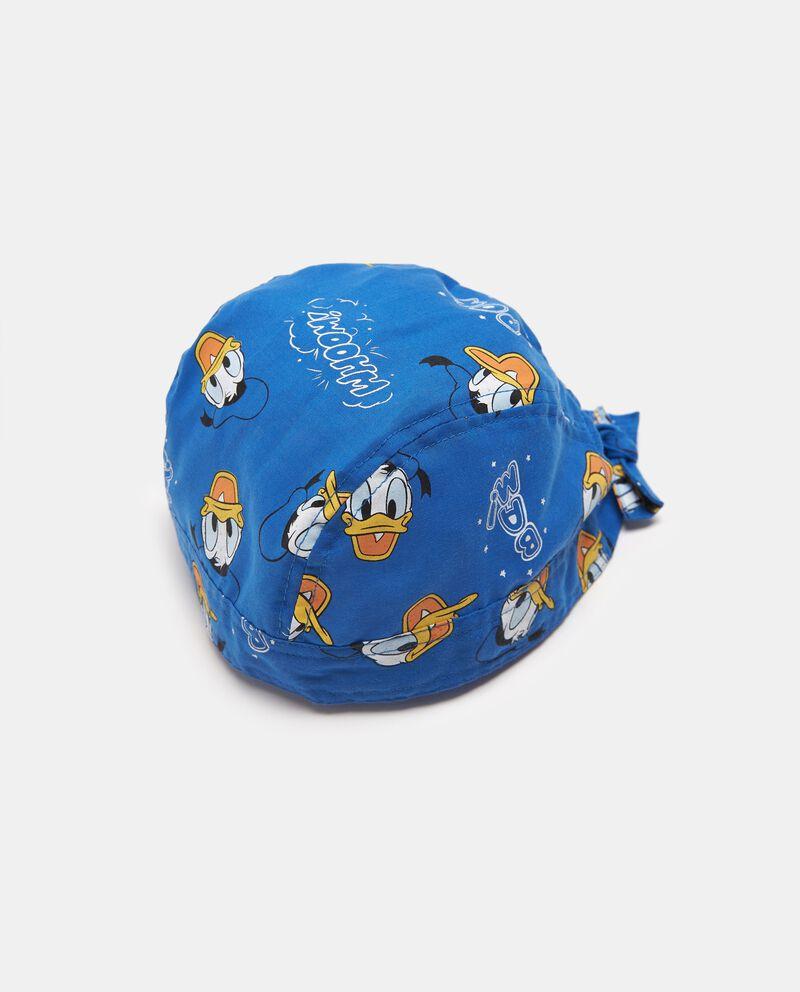 Cappellino decorato stampe paperino