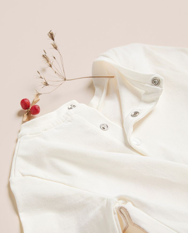 Maglietta in caldo jersey stretch di cotone IANA Made in Italy single tile 1
