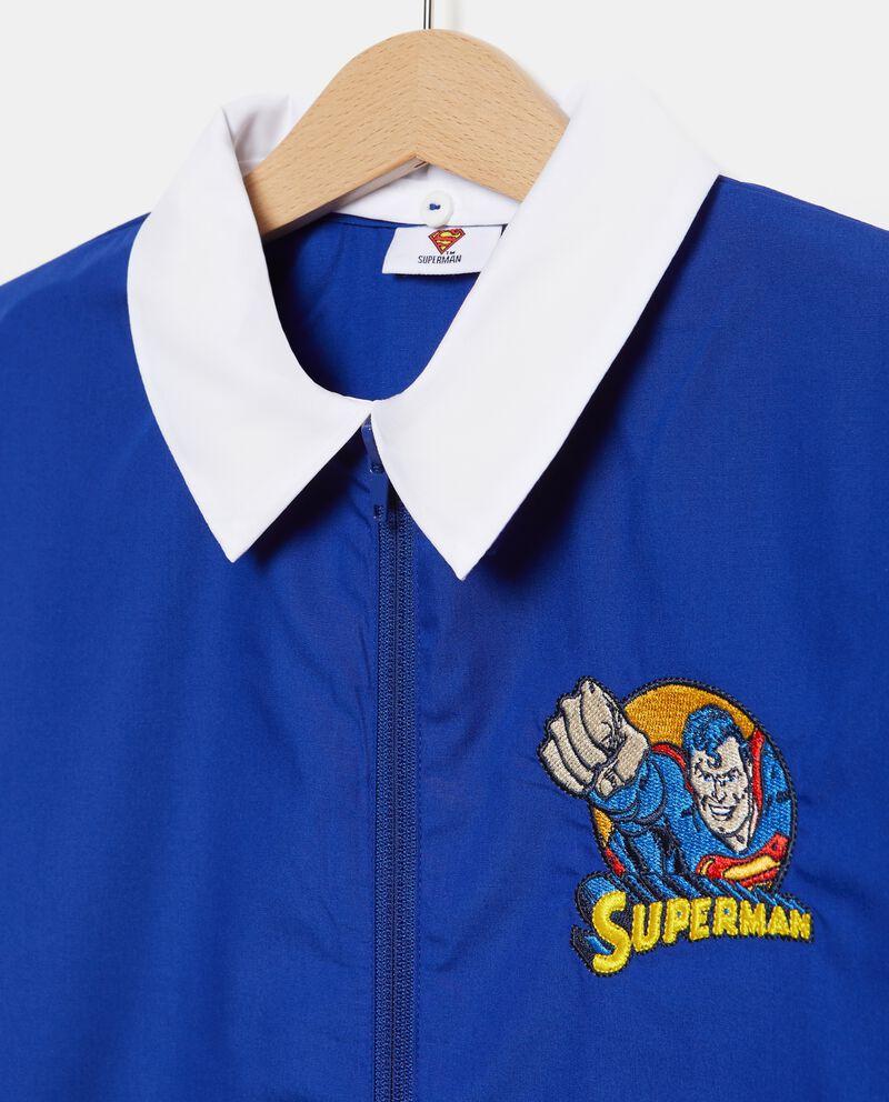 Giacca uniforme patch Superman