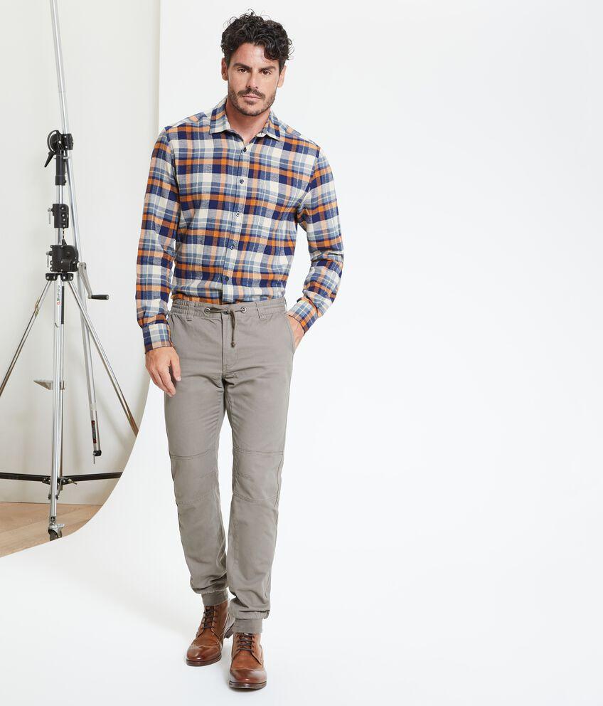 Pantaloni cordoncino uomo