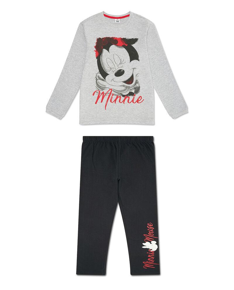 Pigiama maglia e pantaloni Minnie