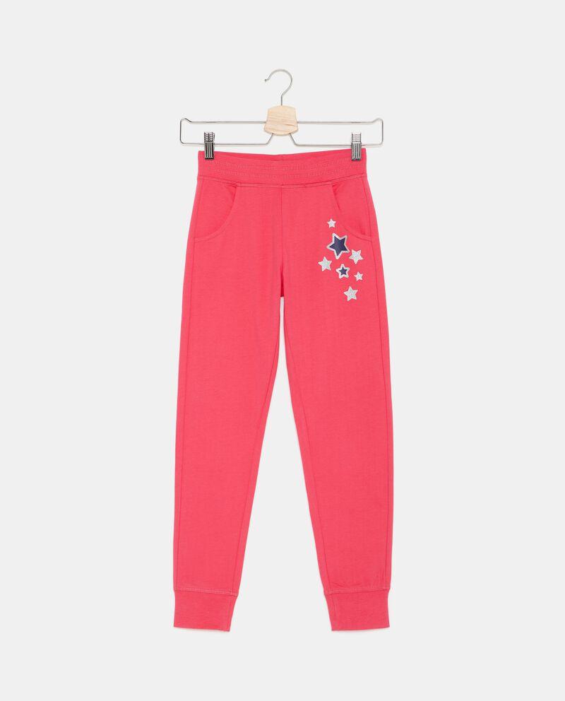 Pantaloni con stelline