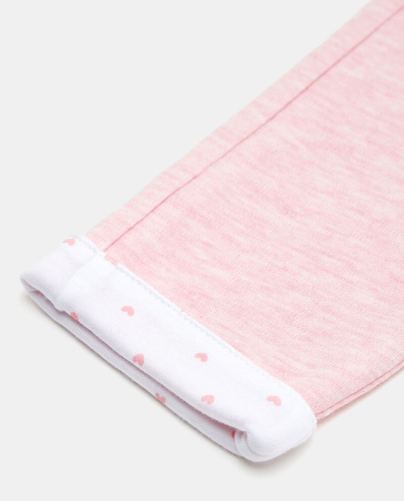Pantaloni mélange single tile 1