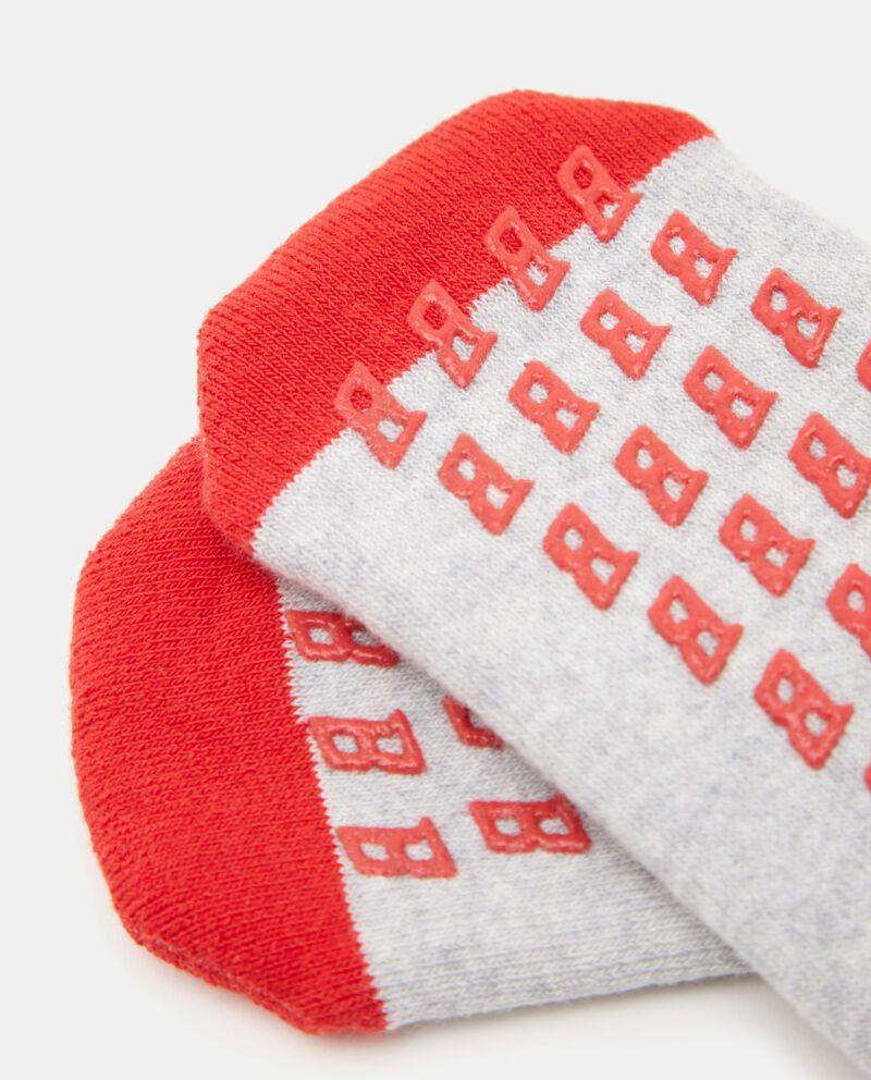 Calzini antiscivolo stampati