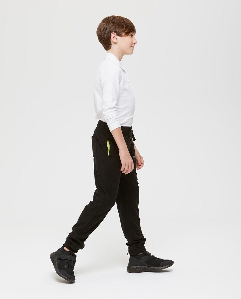 Pantaloni tinta unita patch snowboard