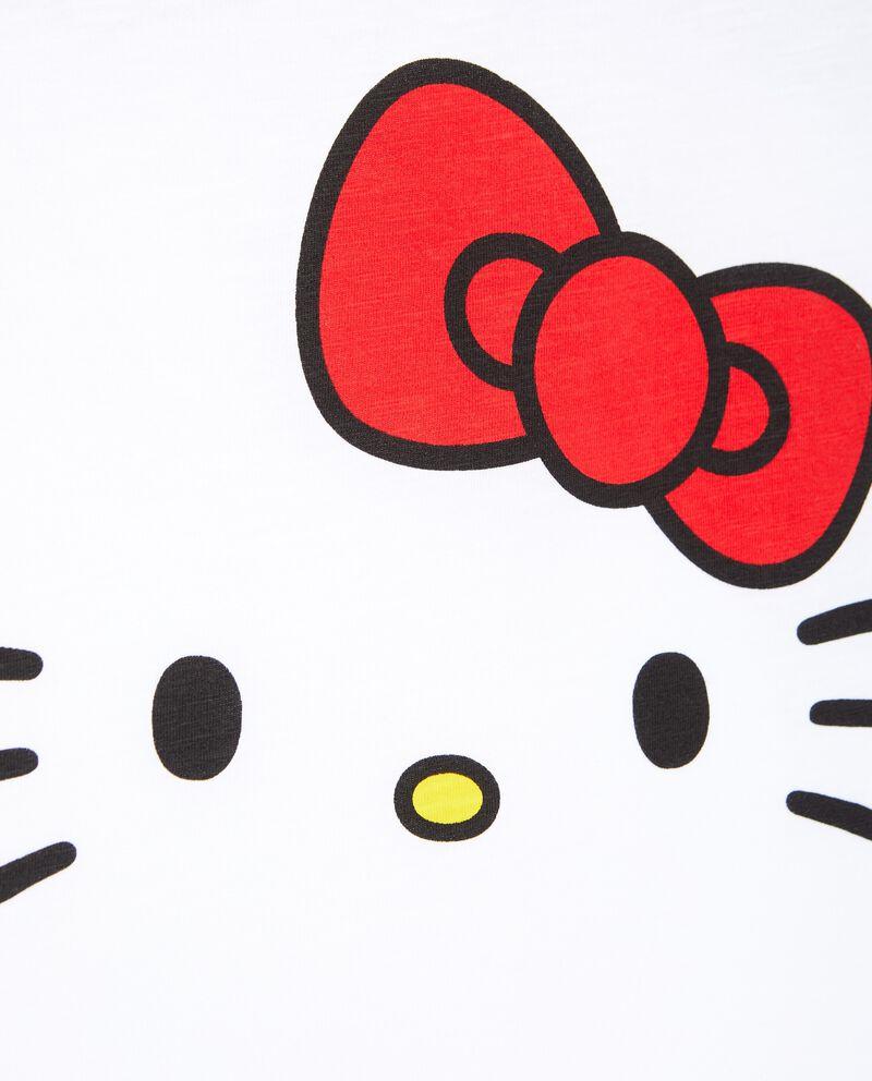 T-shirt maniche ad aletta Hello Kitty