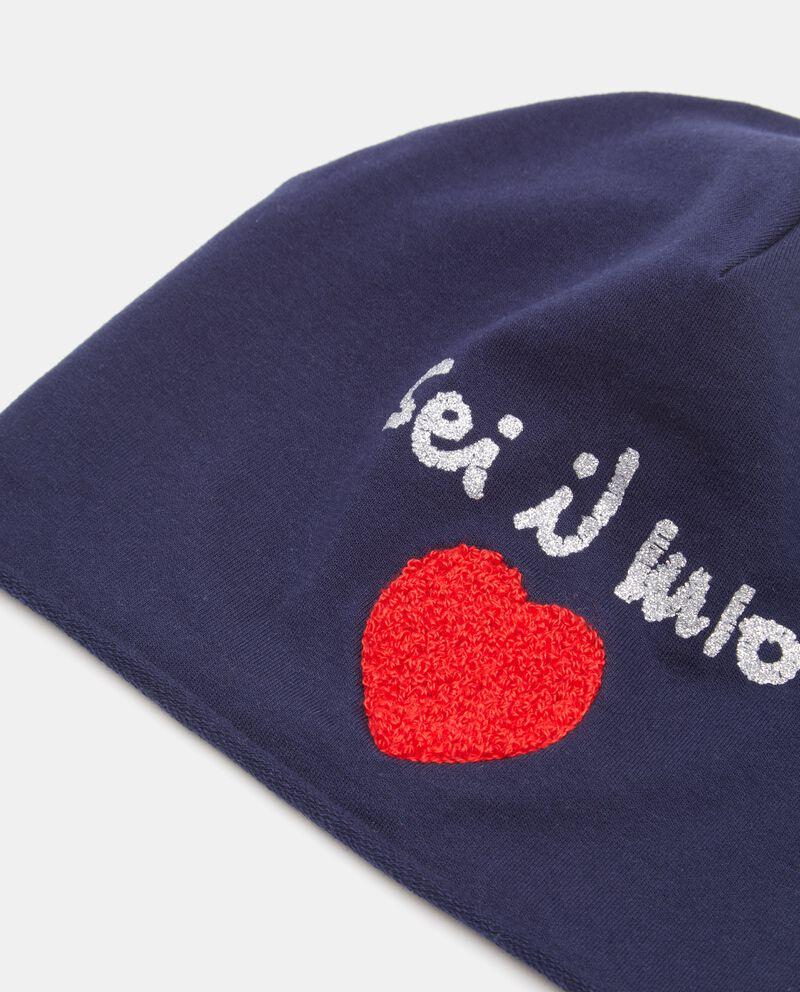 Cappellino con cuore