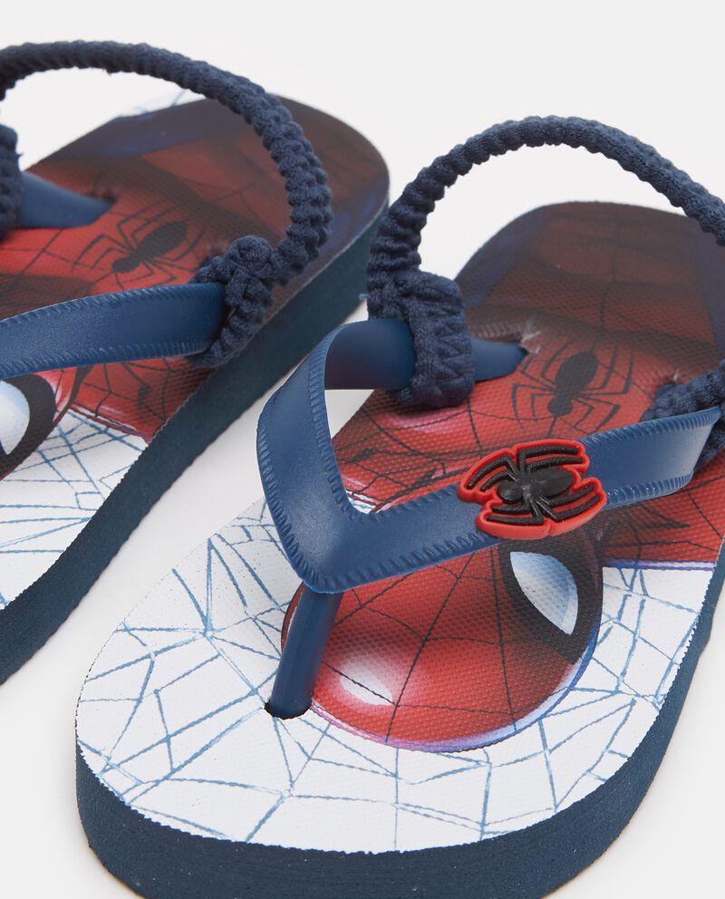 Infradito Spiderman con cinghietta