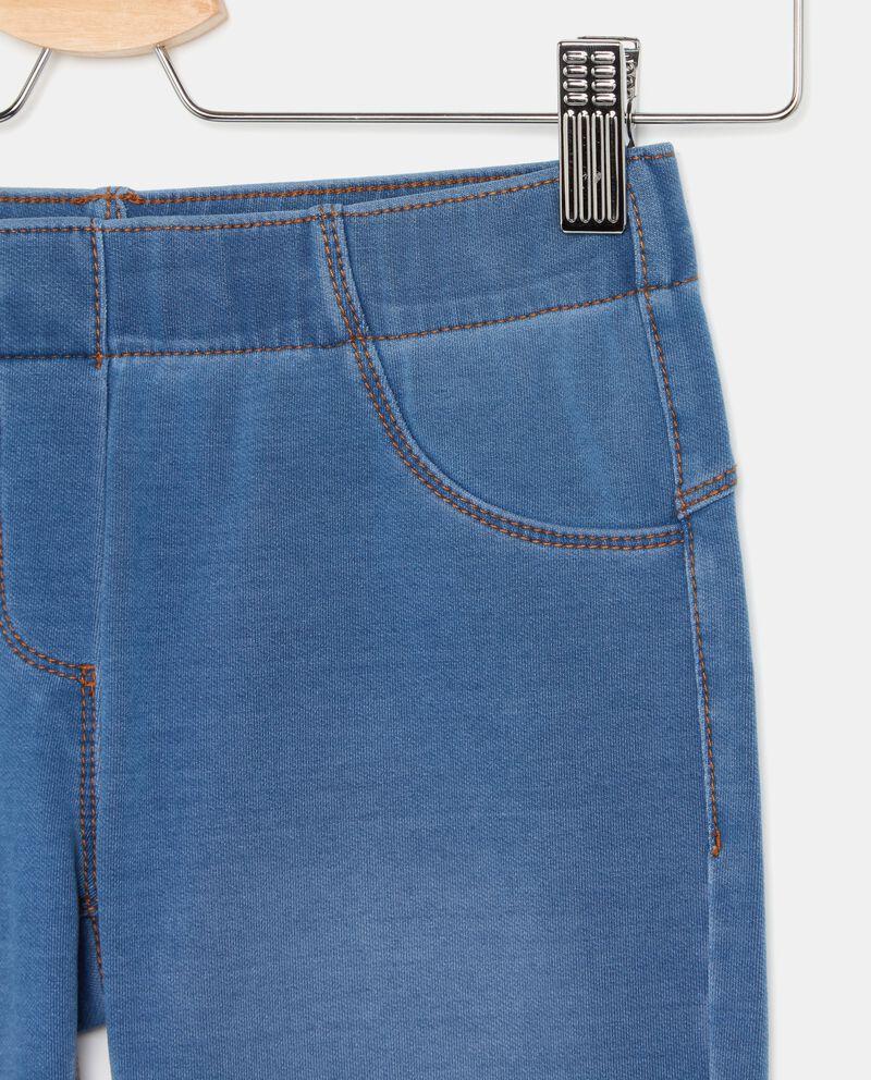 Jeans chiari ragazza