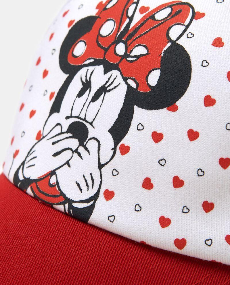 Cappellino puro cotone Minnie