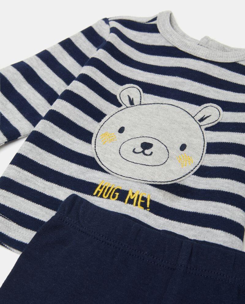 Completo t-shirt e pantaloni bambino