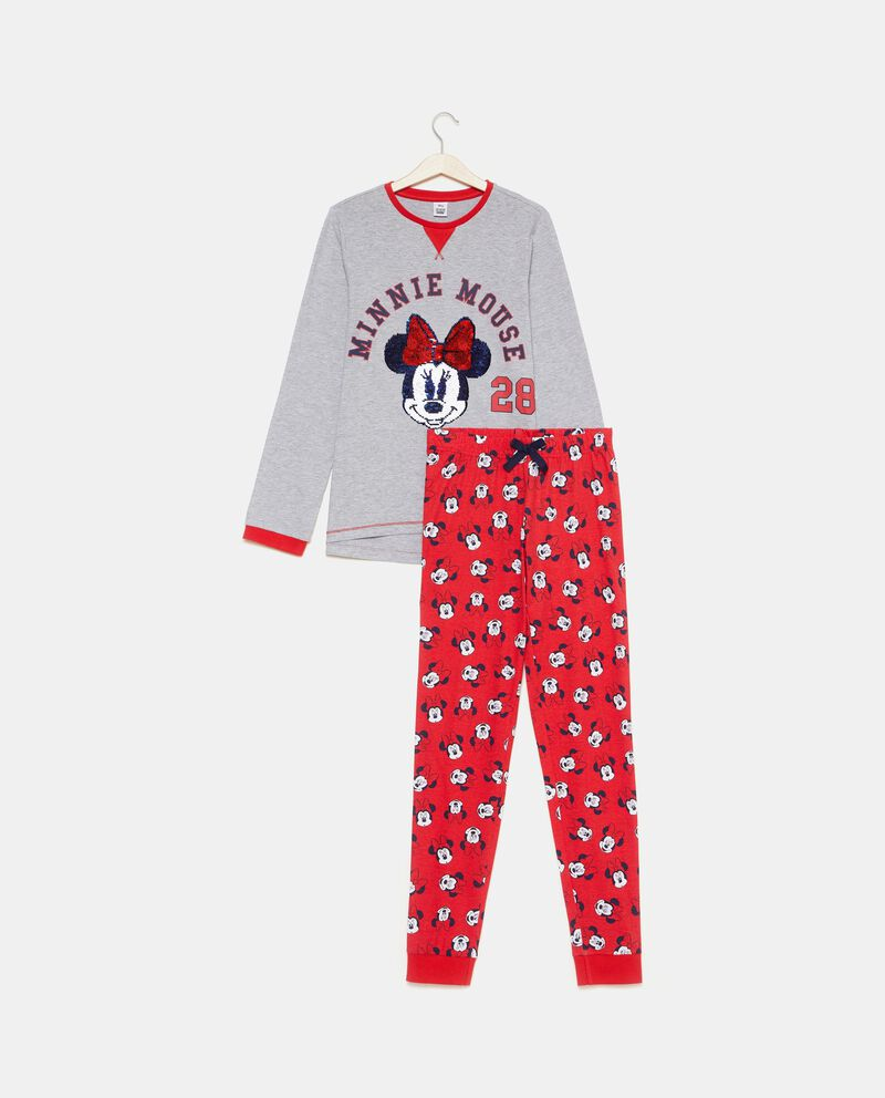 Set pigiama t-shirt Minnie e pantaloni ragazza