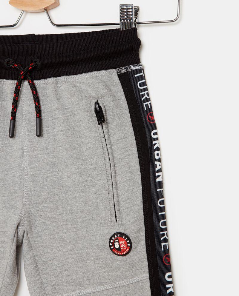 Pantaloni con bandedouble bordered 1