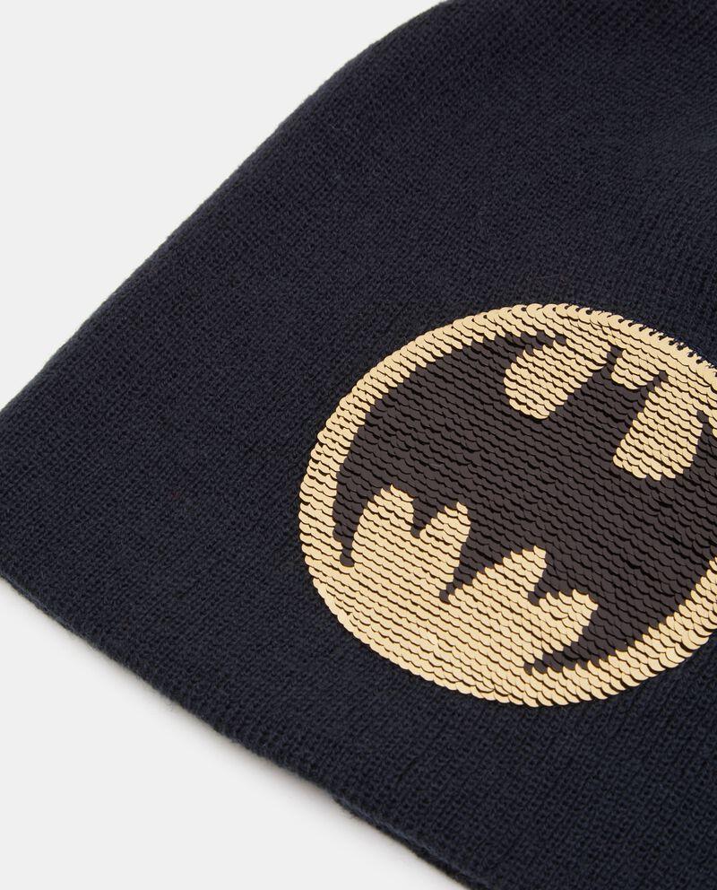 Capello con stemma Batman