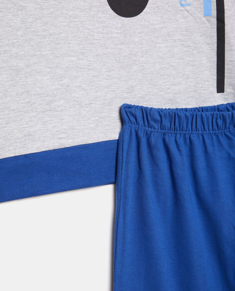 Set pigiama di cotone biologico con maglia e pantaloni