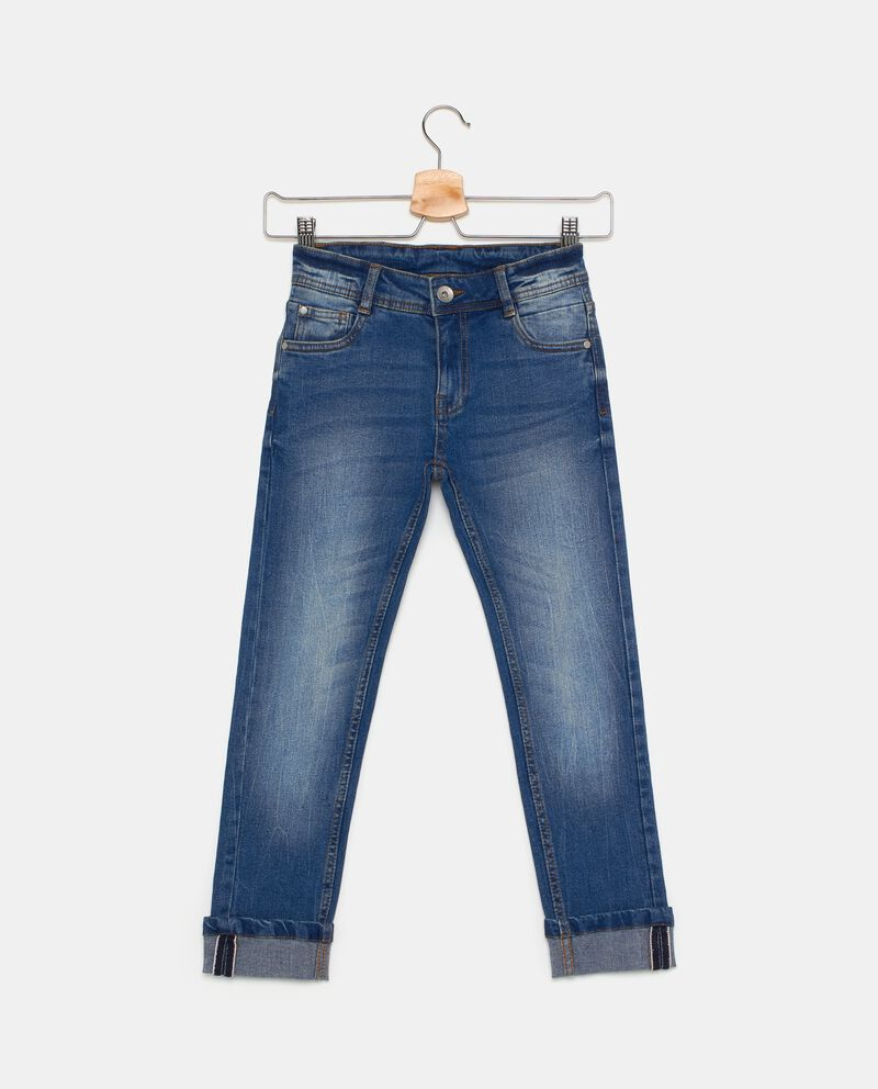 Jeans cinque tasche bambino