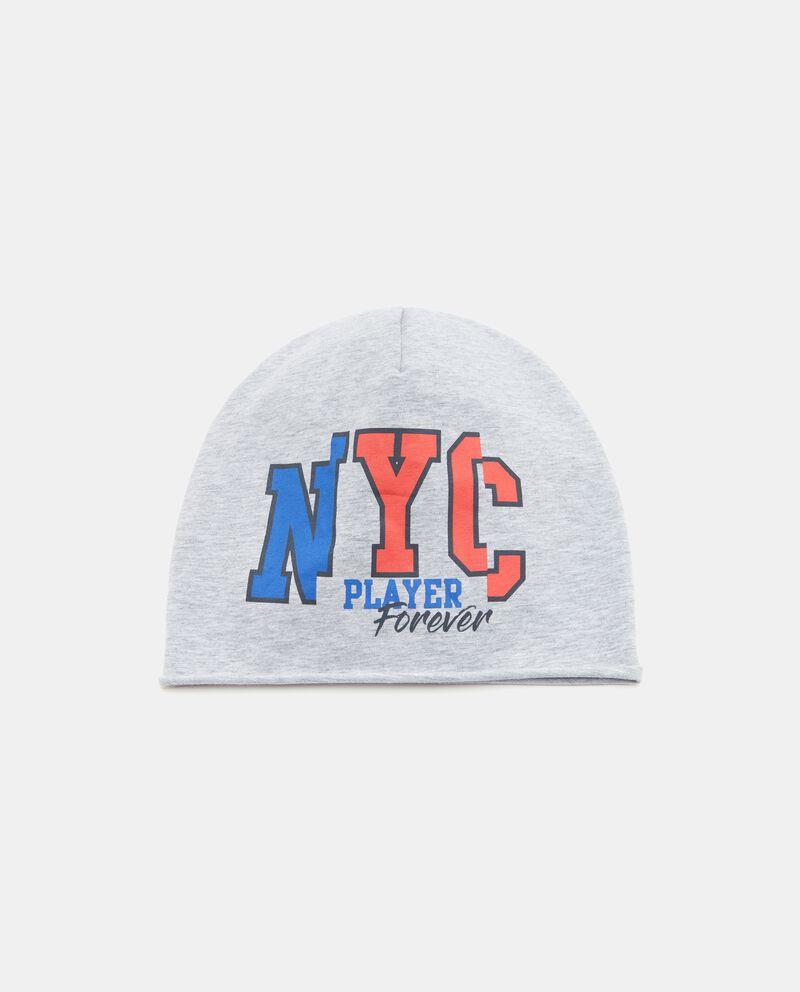 Cappellino con stampa