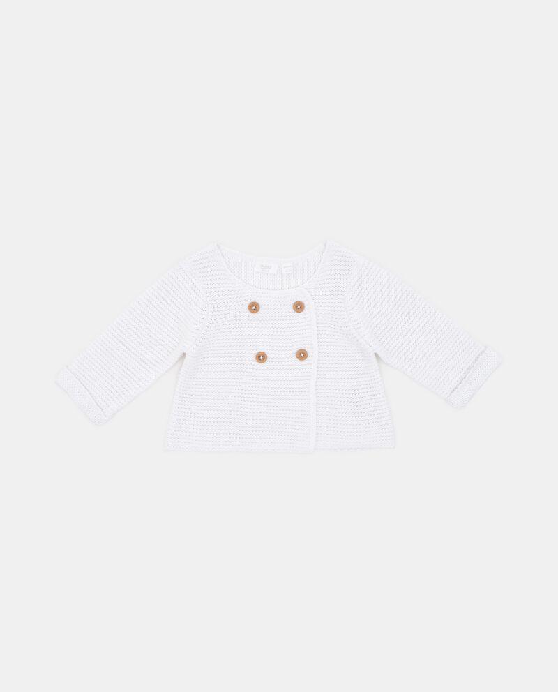 Golfino tricot neonata
