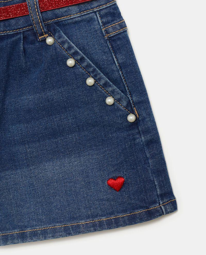 Shorts con perline bambina single tile 1