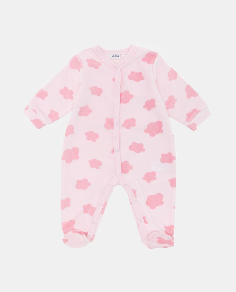Tutina con fantasia neonata