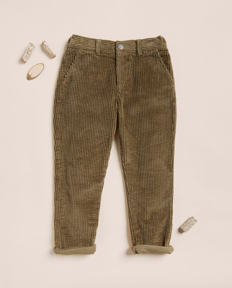 Pantaloni a coste IANA cover