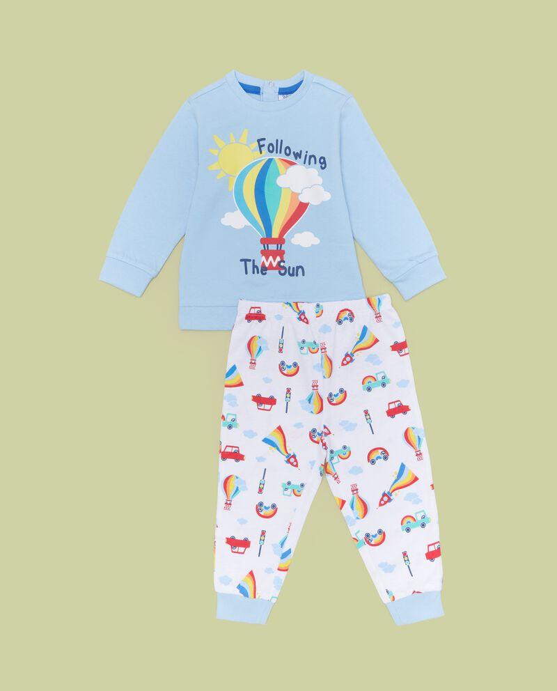 Set pigiama neonato puro cotone