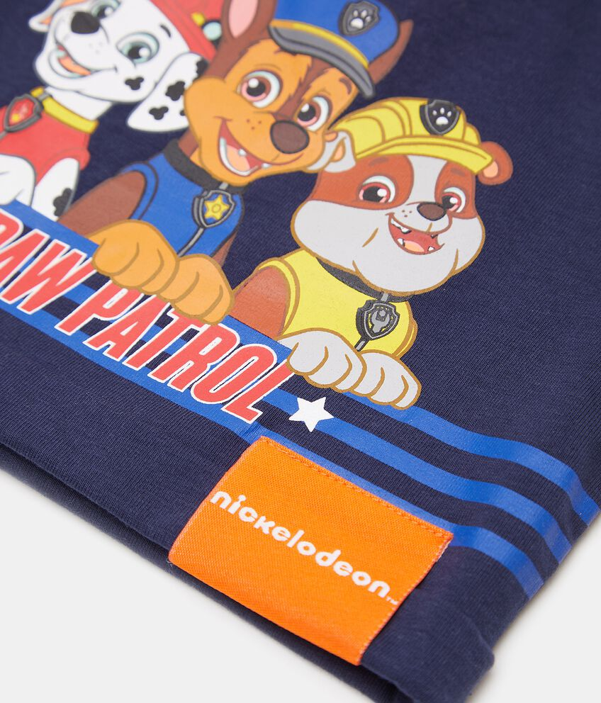 Cappellino con stampa Paw patrol