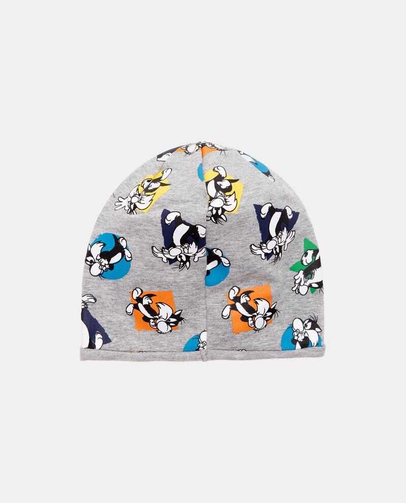 Cappello invernale con fantasia Silvestro neonato