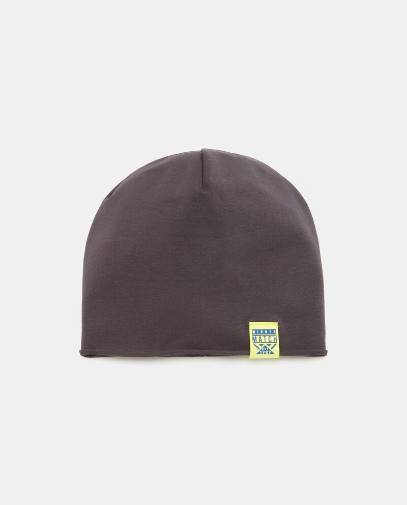 Cappellino tinta unita
