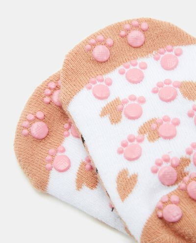 Calzini antiscivolo corti neonato