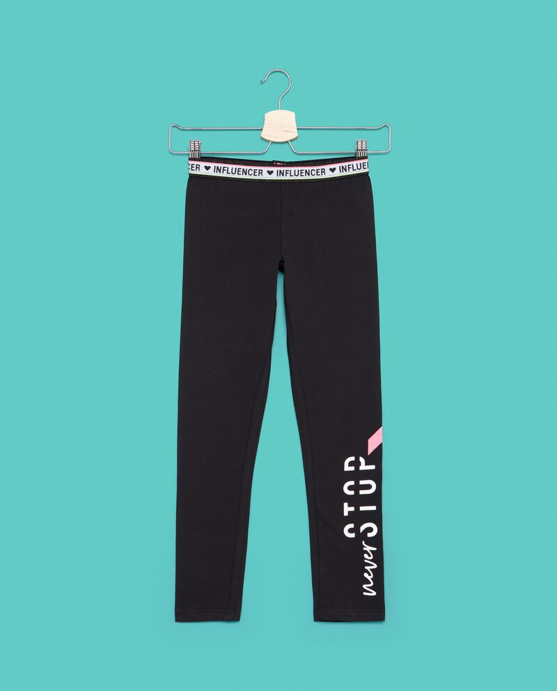 Pantaloni ragazza fitness