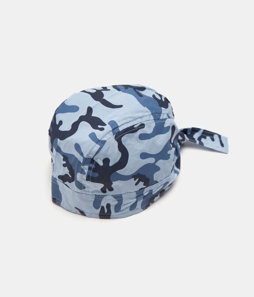 Cappello bandana camouflage