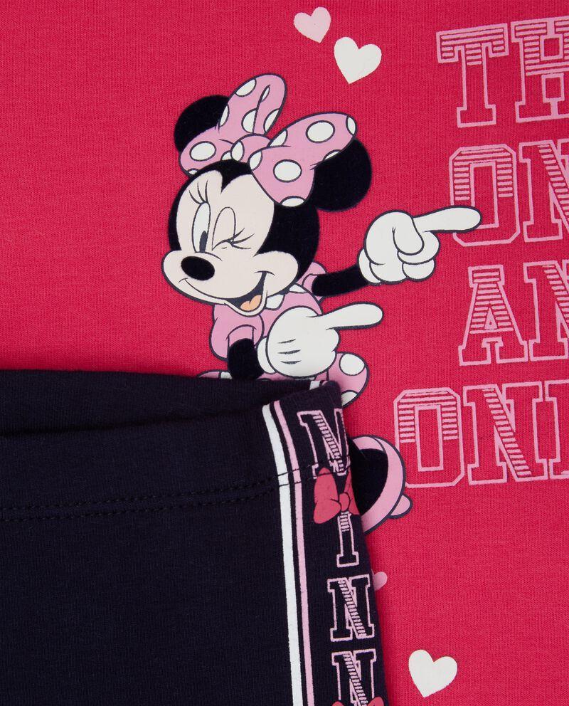 Set jogging Minnie neonata