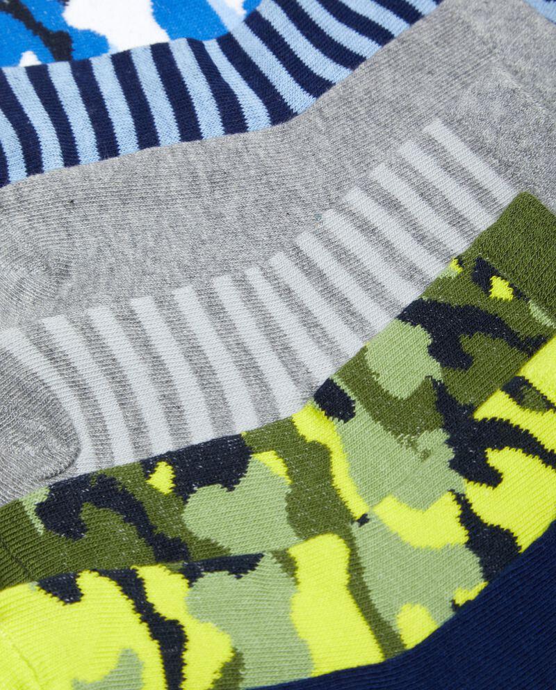 Seven pack calzini corti bambino