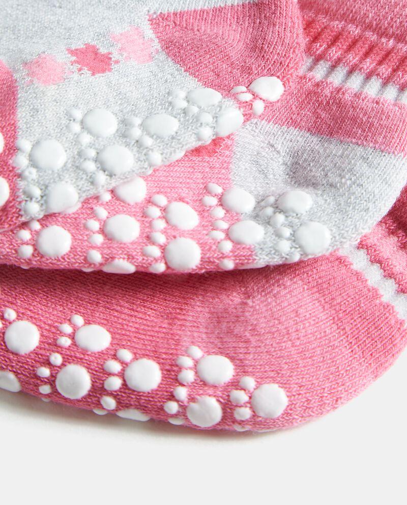 Set calzini colorati antiscivolo