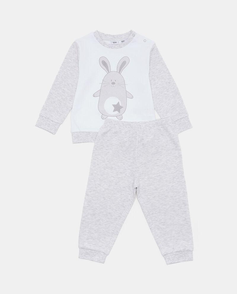 Set pigiama cotone biologico neonato
