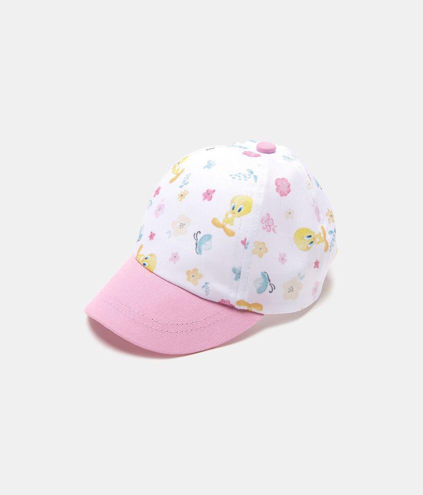 Cappellino fantasia Titti