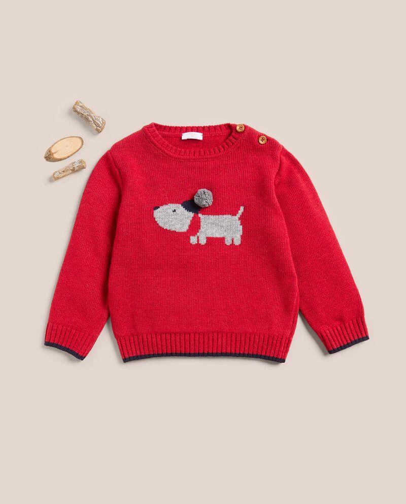 Maglioncino in misto lana merino e cashmere IANA cover
