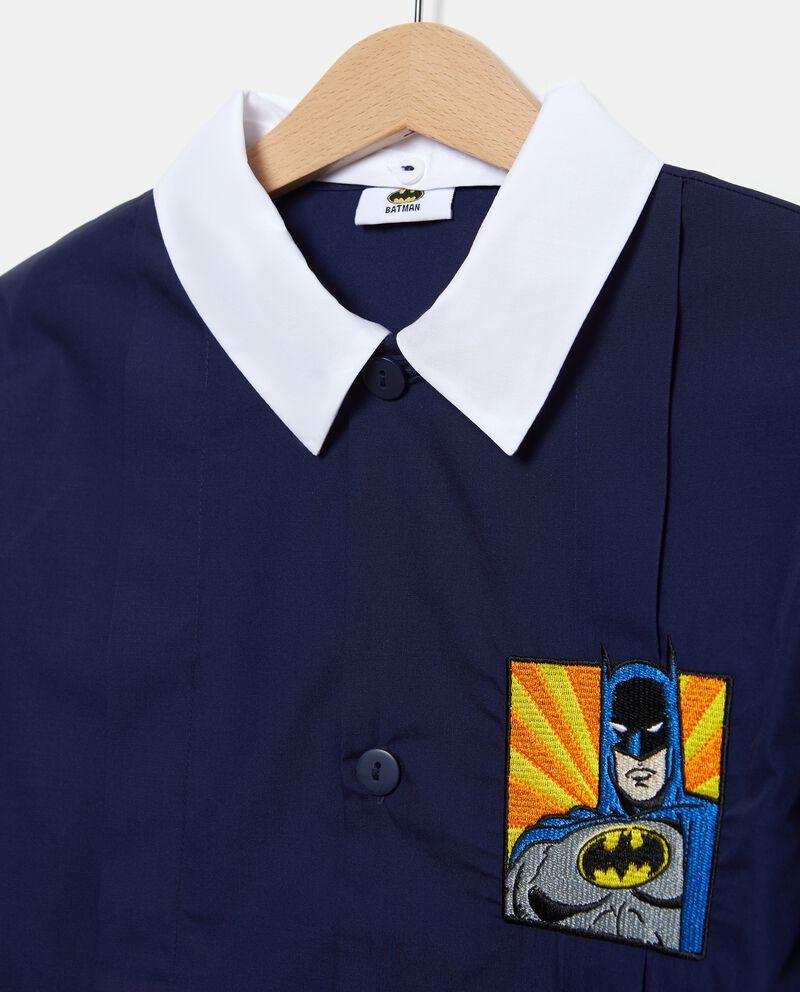 Grembiule con patch Batman applicato