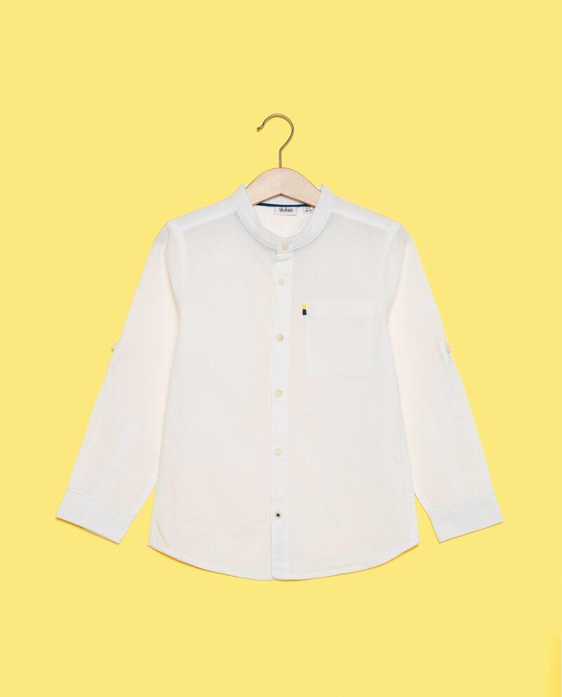 Camicia in puro cotone