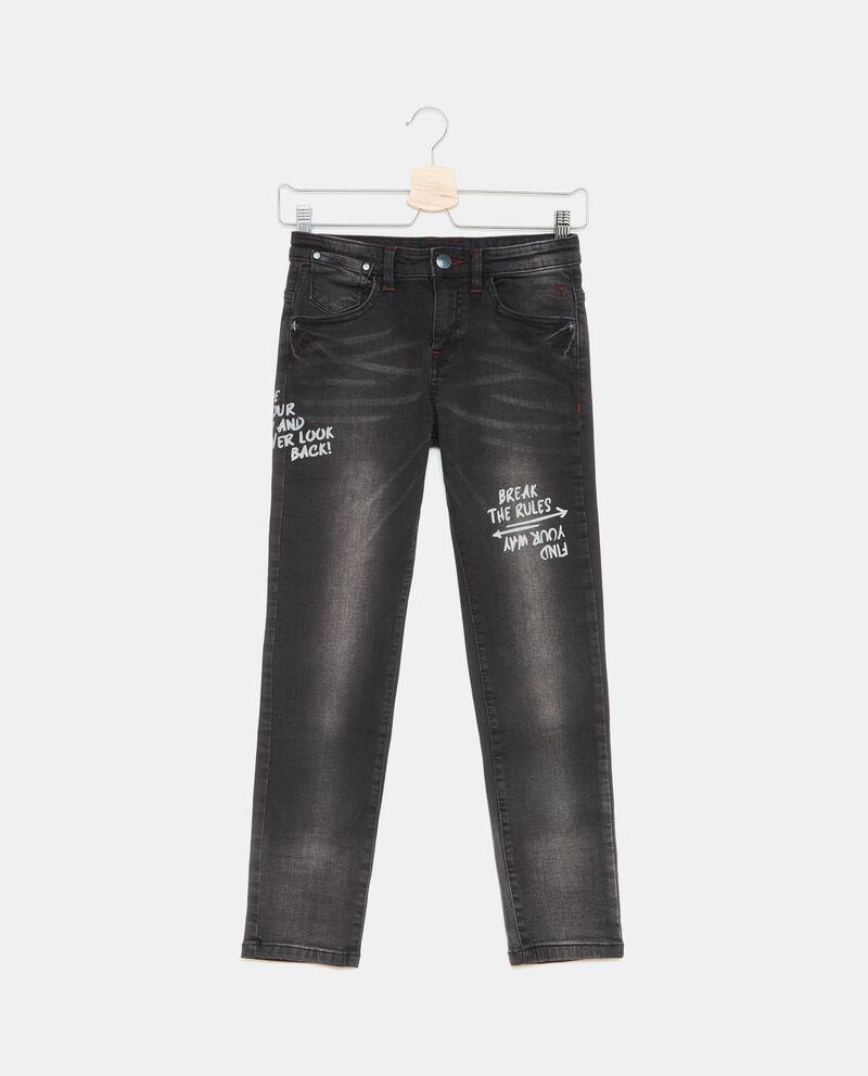 Jeans delavati ragazzo