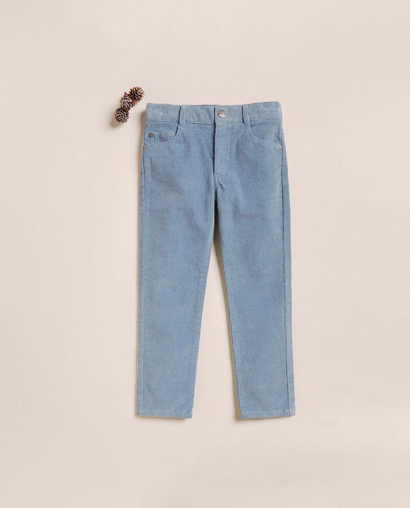Pantaloni in velluto a costine IANA cover