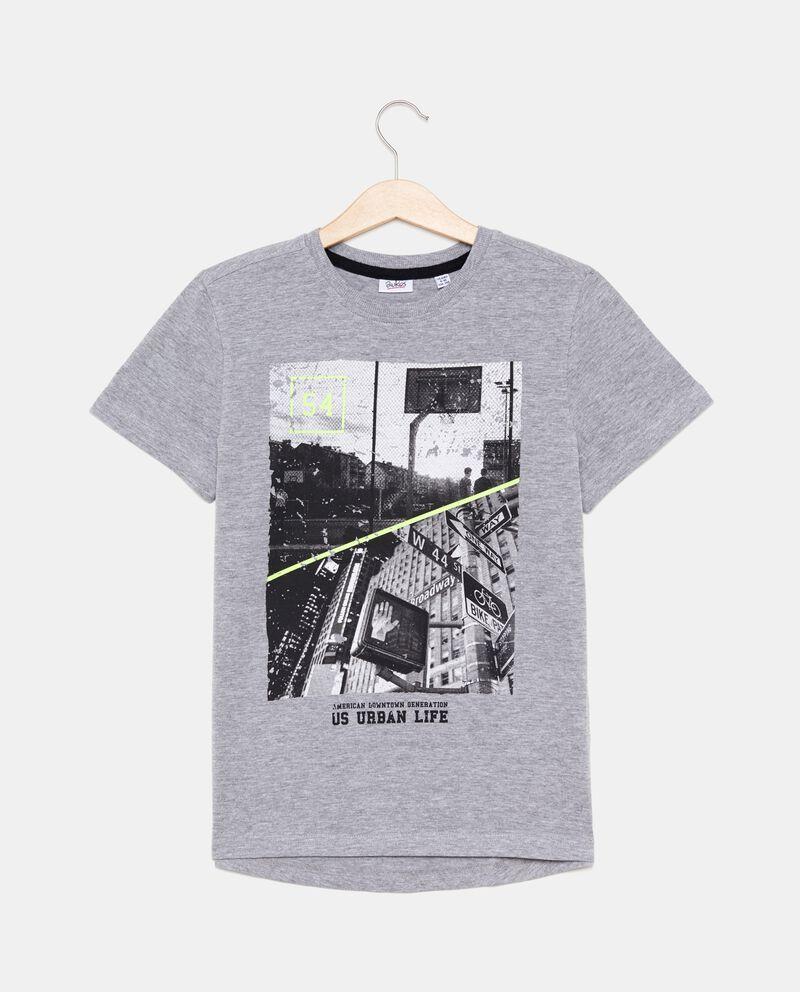 T-shirt stampata ragazzo