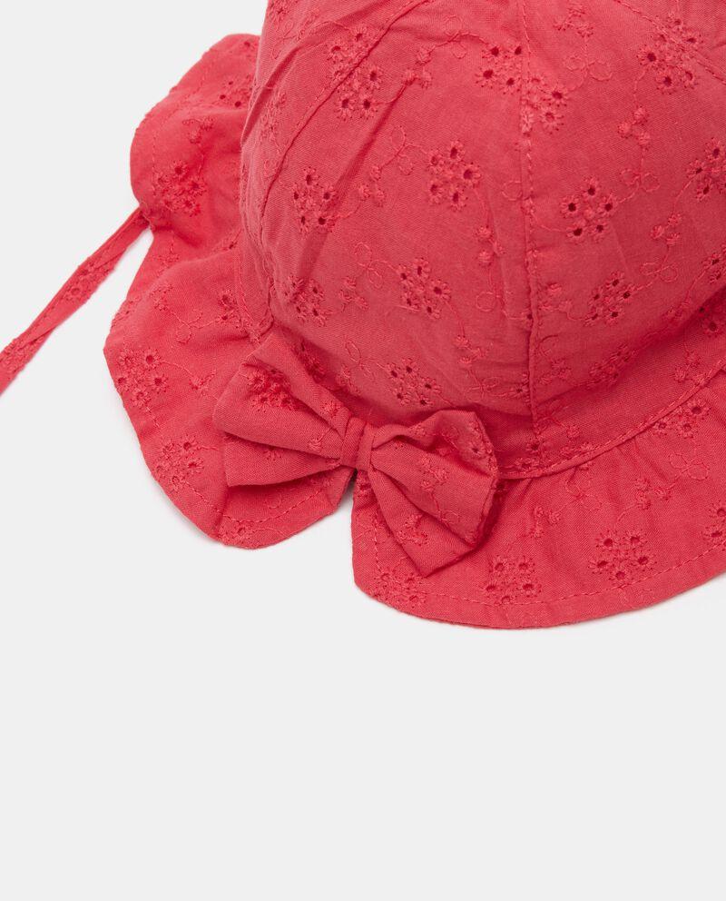 Cloche di cotone sangallo neonata