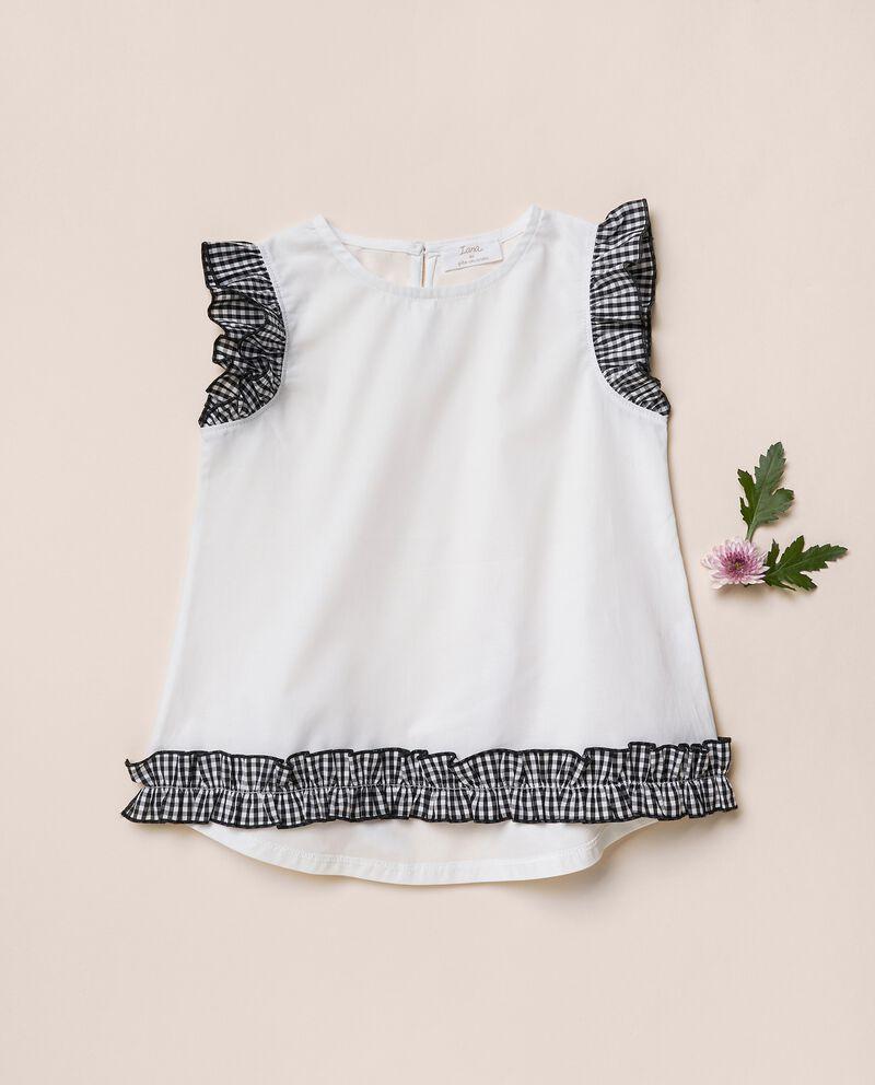 Camicia in cotone stretch MADE IN ITALY cover