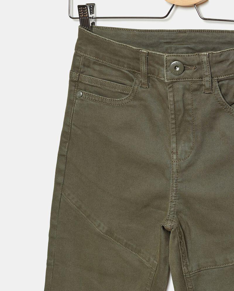 Pantaloni con cinque tasche ragazzo