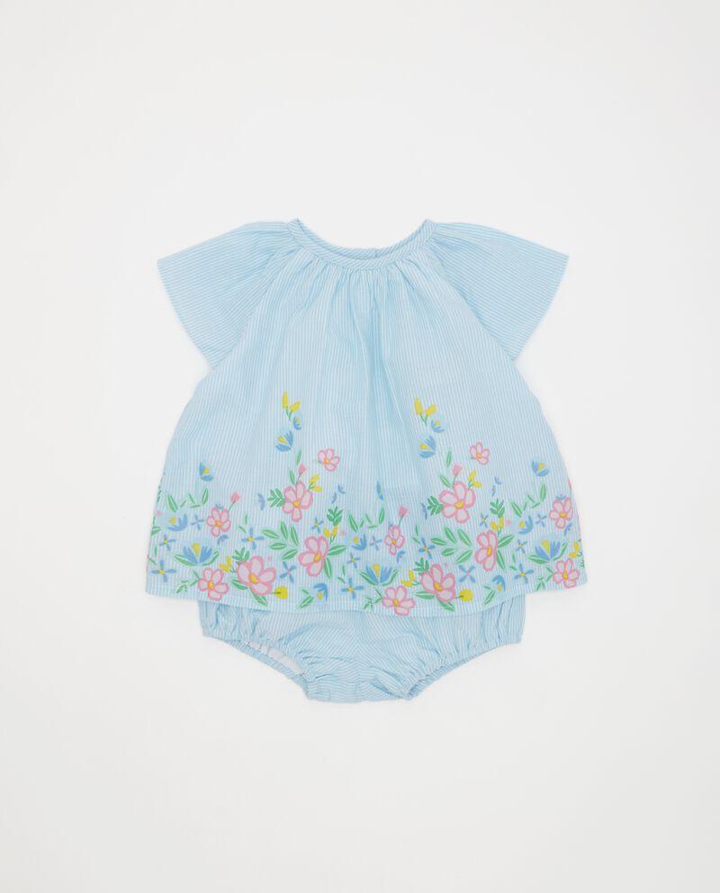 Camicetta body bebè in puro cotone