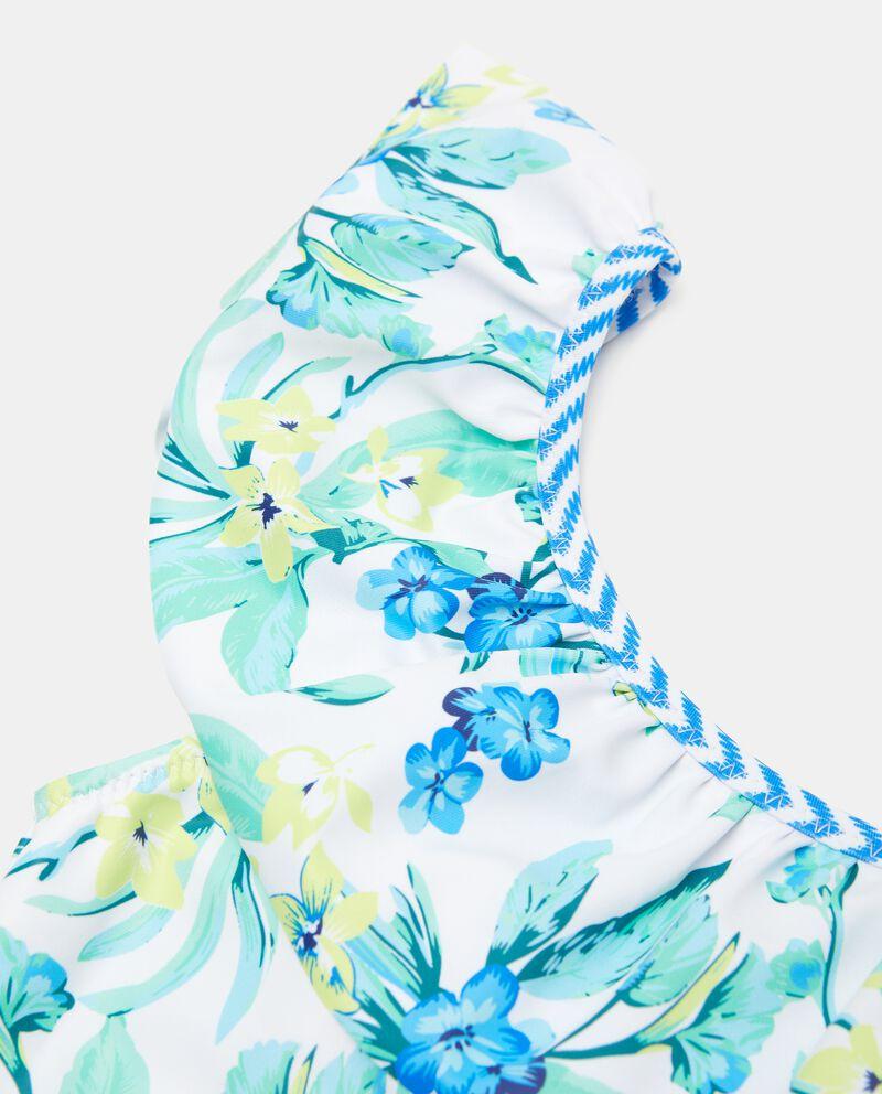 Costume intero stampato ragazza single tile 1