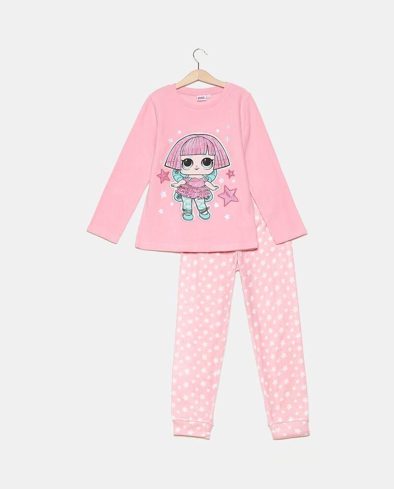 Set pigiama con maglia e pantaloni morbidi